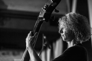 Gina Schwarz Opus Jazzclub - Budapest 9th of January 2016 photo Mihály Czékus