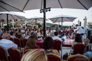 Muriel Grossmann Quartet - Hotel Castillo Son Vida, Palma de Mallorca - 2017 photo by Laura González Guerra