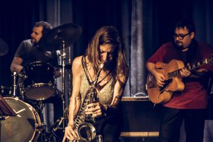 Soul Jazz Explosion - Kufstein 2017 - foto Eva Eberl